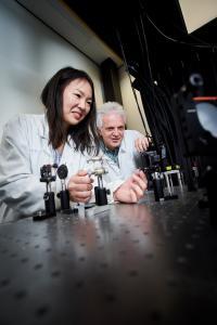 Eugene Kim and Cees Dekker, Delft University of Technology