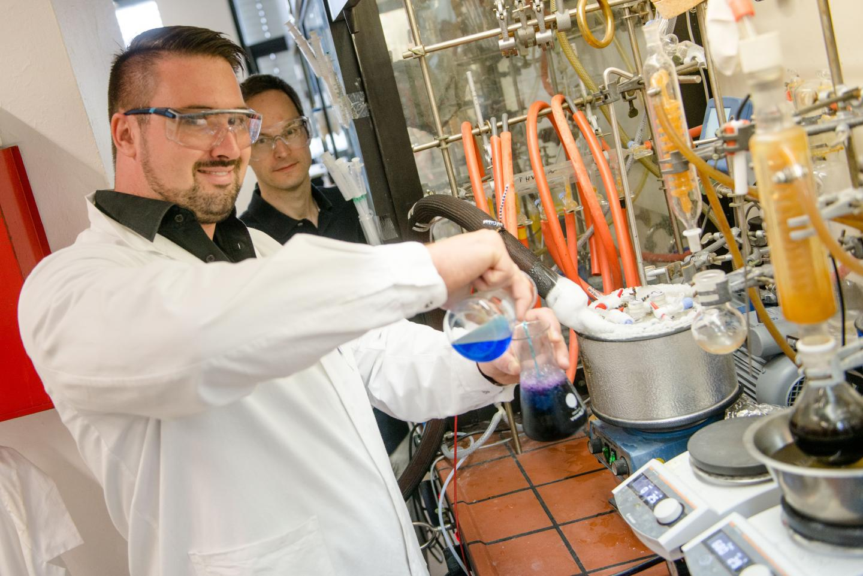 Researching Catalysis