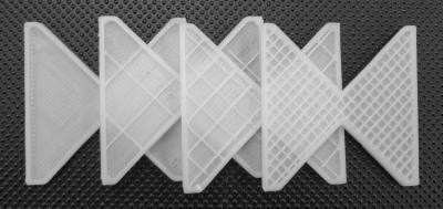Inside 3-D Printed Blocks