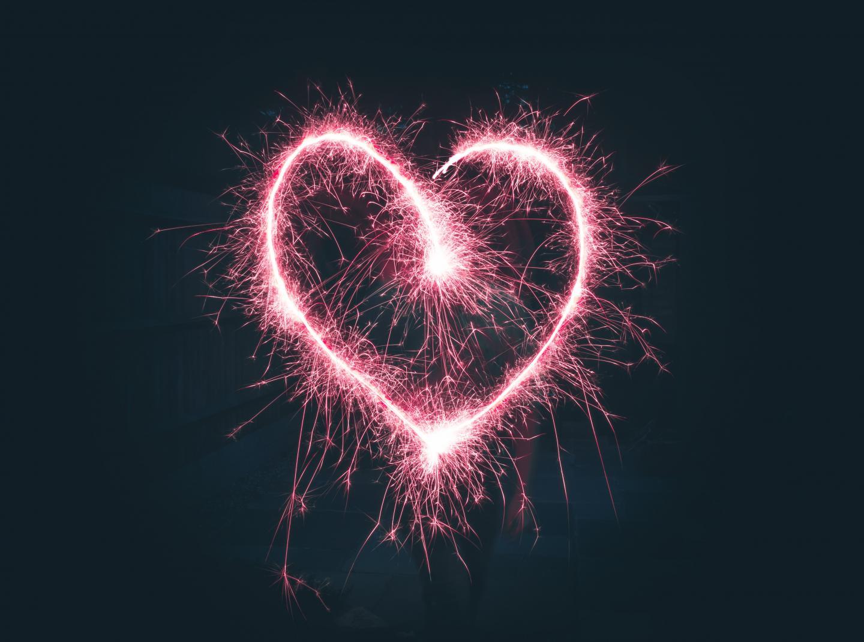 Heart Firecracker