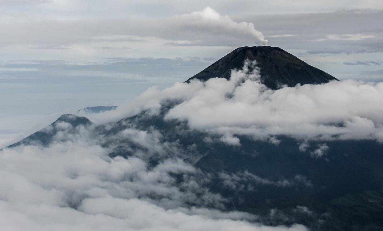 Mt. Sumbing, Java
