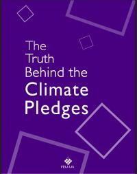 The Truth Behind the Climate Pledges