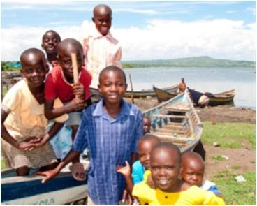 Children of the Shores of Lake Victoria