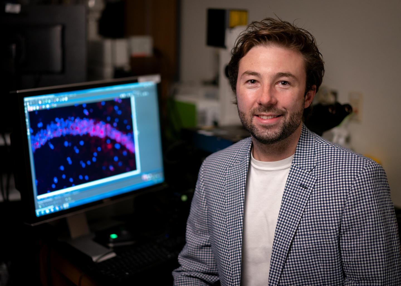 Bradlee Heckmann, St. Jude Immunology