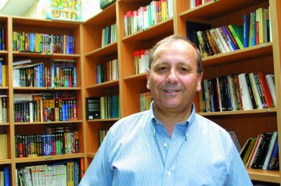 Professor Hillel Schmid, Hebrew University of Jerusalem