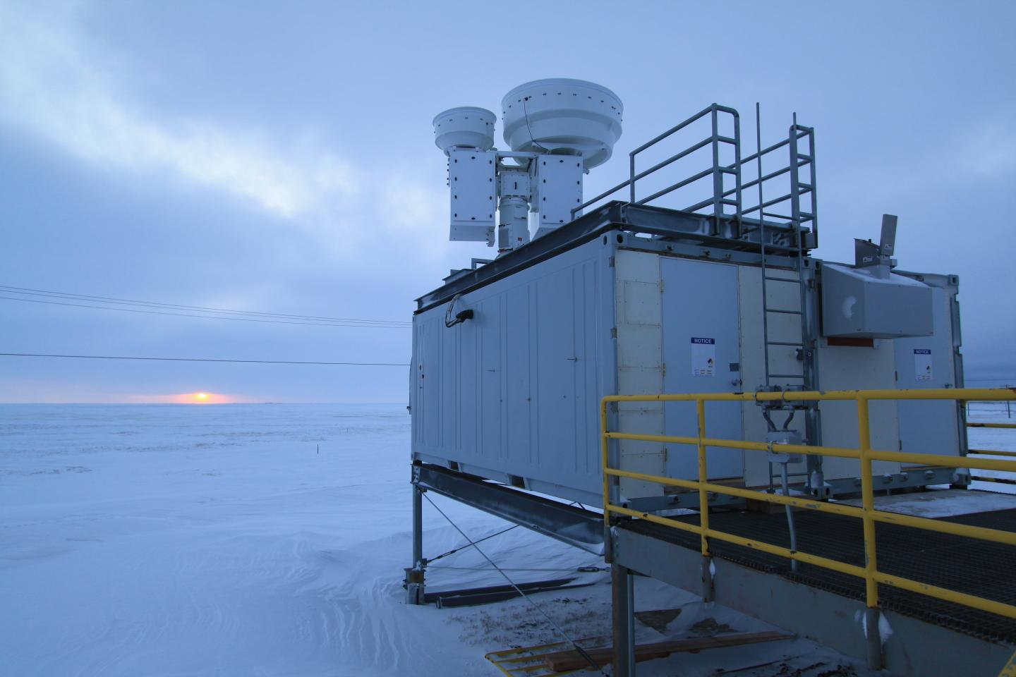 Atmospheric Radiation Measurement (ARM) Climate Research Facility