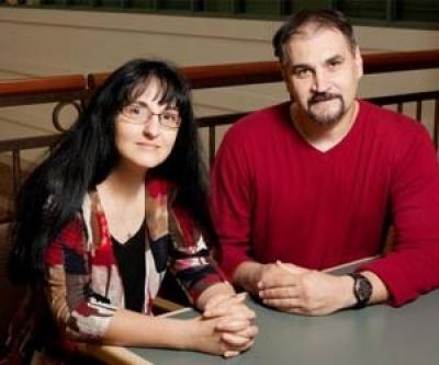 Florin and Sanda Dolcos, Beckman Institute