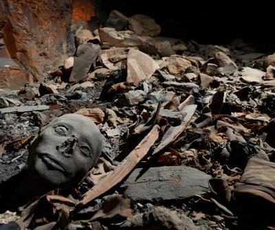 Mummified Remains (1 of 2)