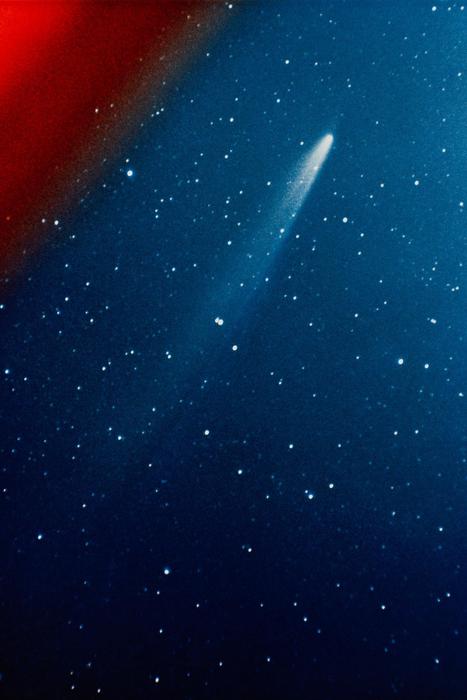 Comet Kohoutek (S74-17688)