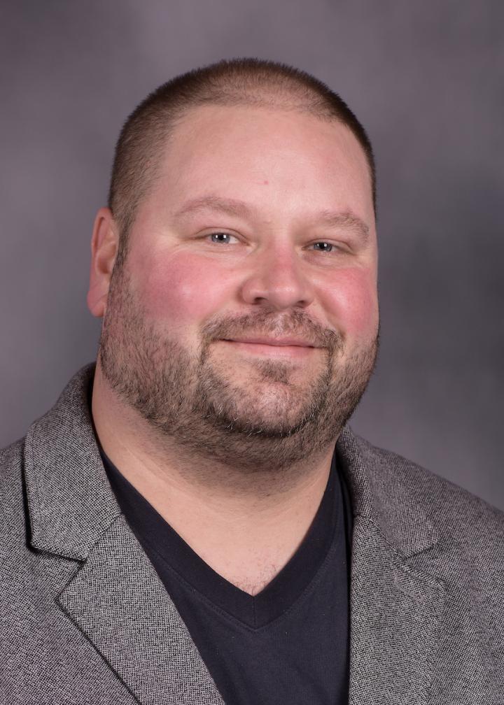 Photo of Jacob Barkley, Ph.D., Kent State University