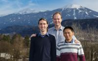 Rudolf Grimm, Leonid Sidorenkov and Bo Huang, University of Innsbruck