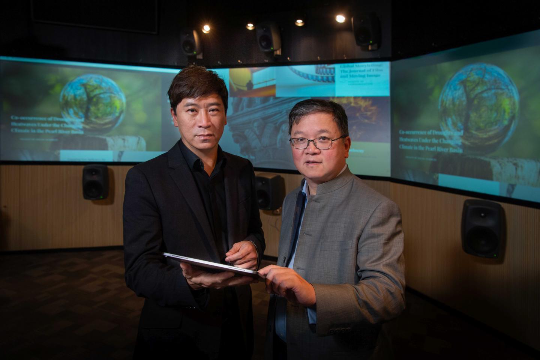 Six Interdisciplinary Research Laboratories
