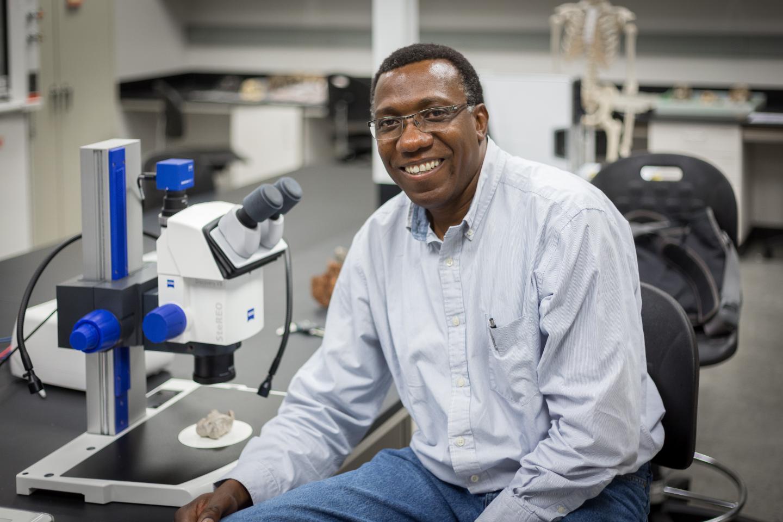 Charles Musiba, University of Colorado Anschutz Medical Campus