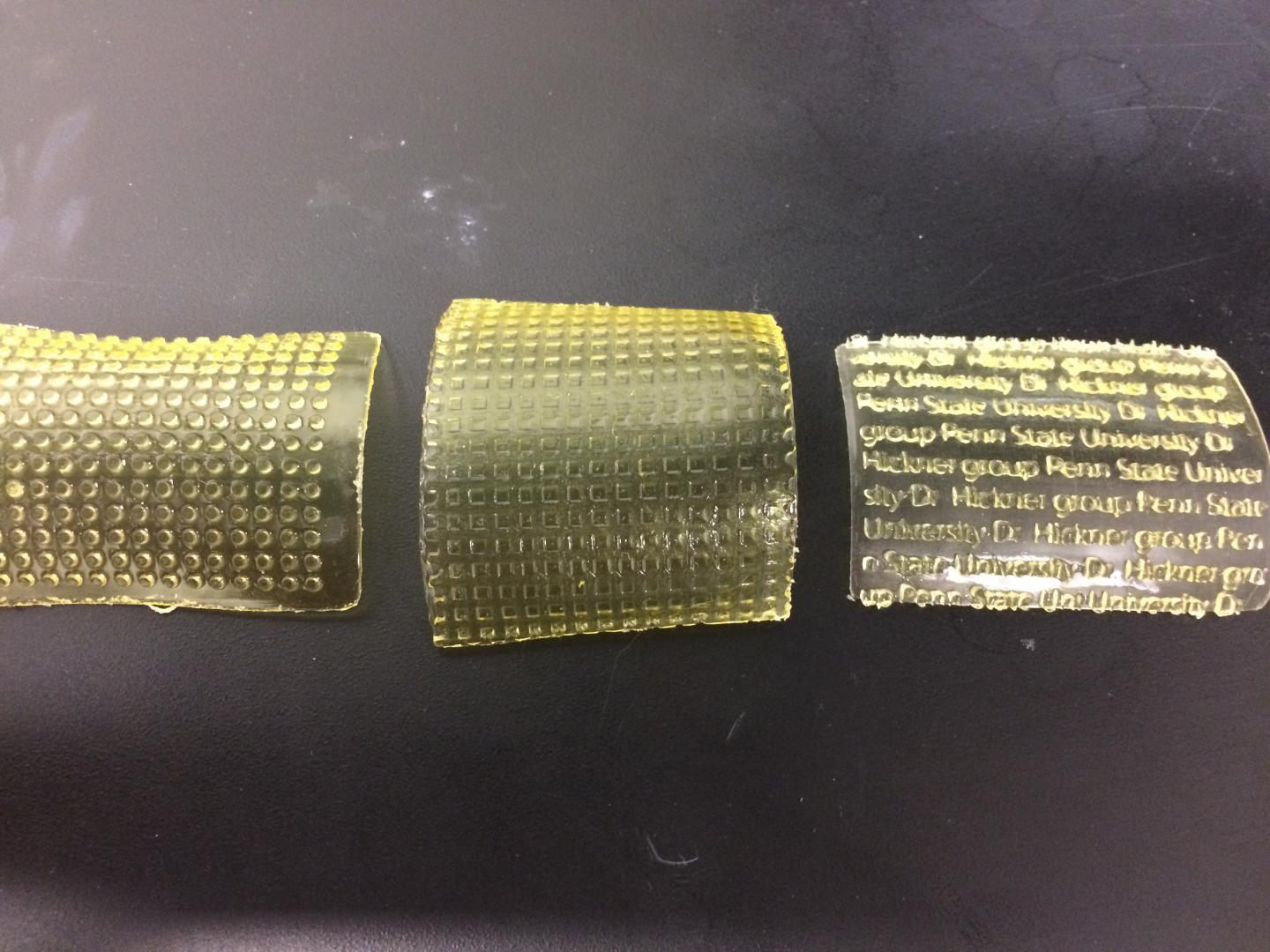 Membrane Created by 3-D Printing