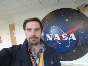 James O'Donoghue at NASA.