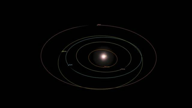 OSIRIS-REx Observes an Asteroid in Action