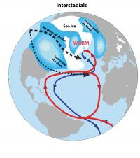 The Northern Hemisphere in a Warm Phase
