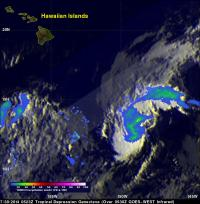 TRMM image of Genevieve