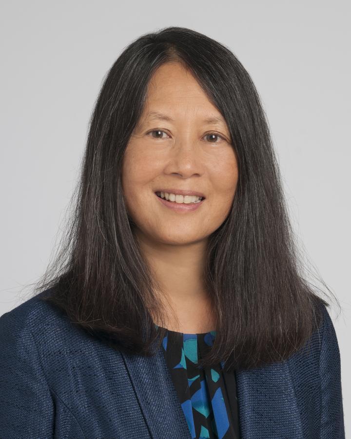 Mina Chung, M.D., Cleveland Clinic