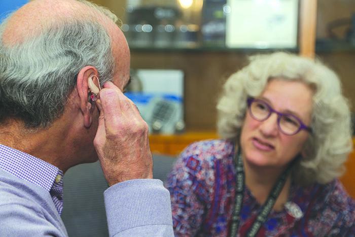 Testing a Hearing Aid