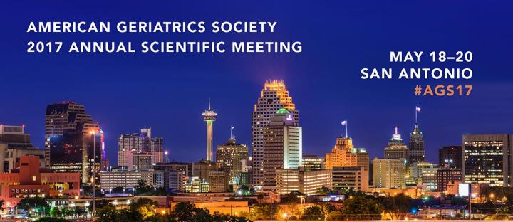 American Geriatrics Society (AGS) Annual Scientific Meeting