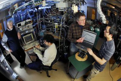 Greenhouse Gases Laboratory (1 of 2)