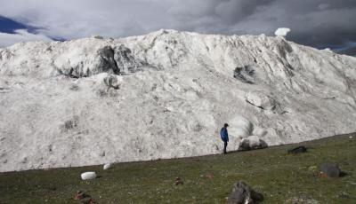 A Deadly Avalanche in western Tibet