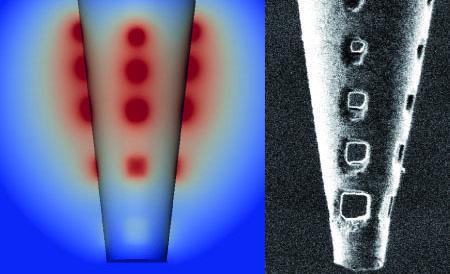 Nanoengineered Mcropipette