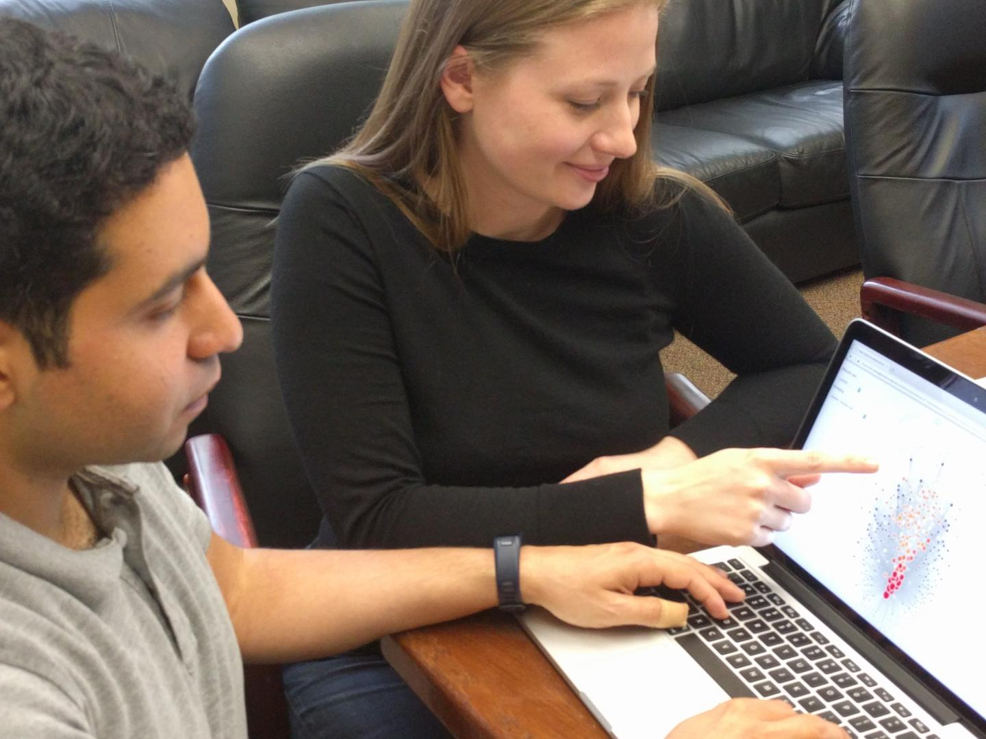 Ahmed EleishRensselaer Polytechnic Institute and Shaunna Morrison (Carnegie Institution of Science)