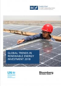 Global Trends in Renewable Energy Investment 2018 Report