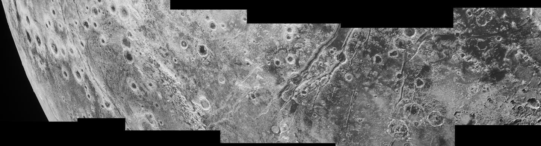 Expanding Pluto