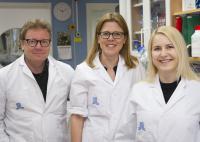 Jan Johansson, Anna Rising and Nina Kronqvist, Karolinska Institutet