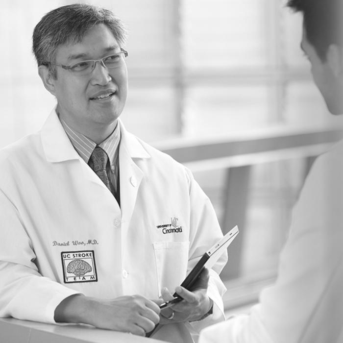 Dr. Daniel Woo