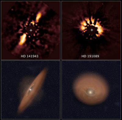 Debris Disks around Young Stars