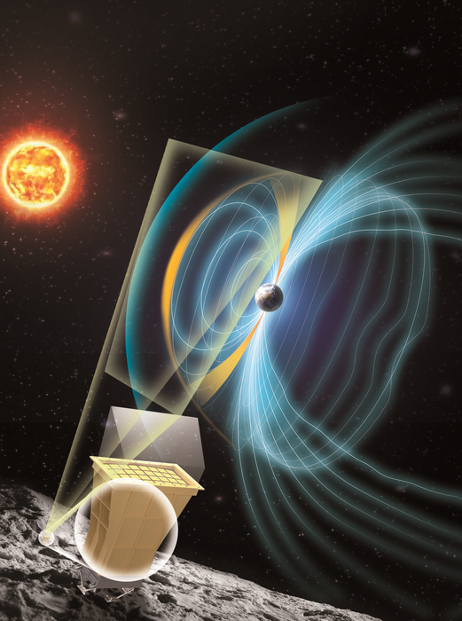 A Lunar-Based Soft X-Ray Imager (LSXI) for the Earth's Magnetosphere