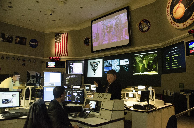 NASA Goddard's Network Integration Center (1 of 2)