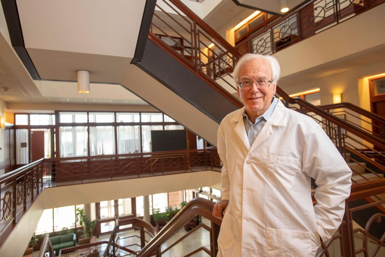 Martin Blaser, Rutgers University