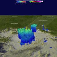 Rainfall Measurements from GPM