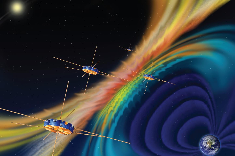 MMS Observatory Fleet