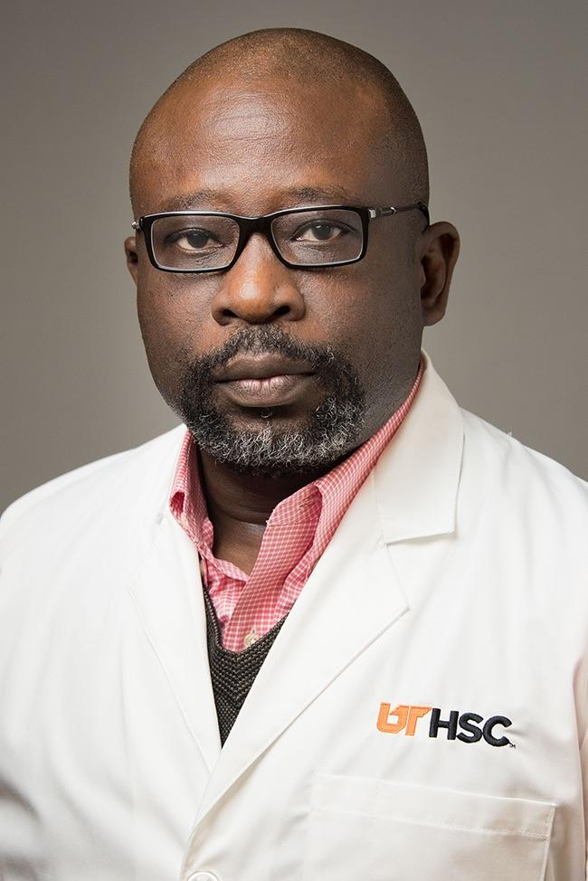 Dr. Adebowale Adebiyi, University of Tennessee Health Science Center