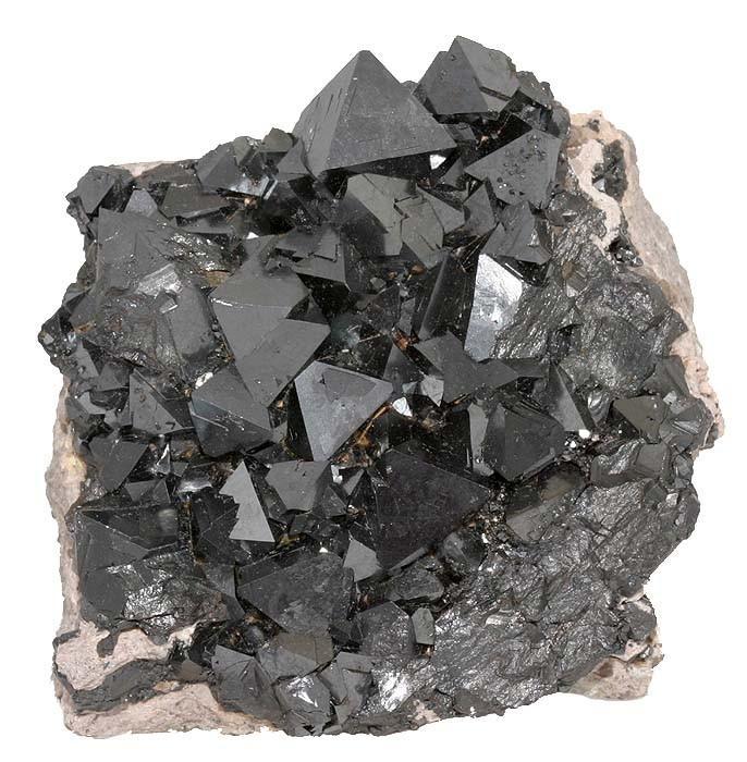 The Iron Oxide Fe3O4 (Magnetite)