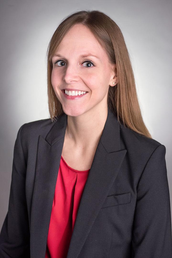 Jenny Olson, Indiana University