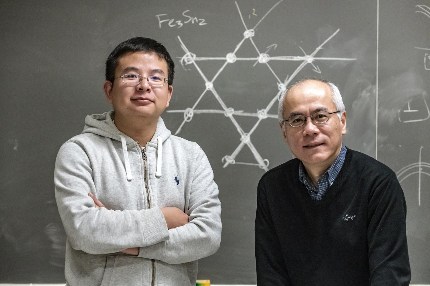 Boston College Theoretical Physicists