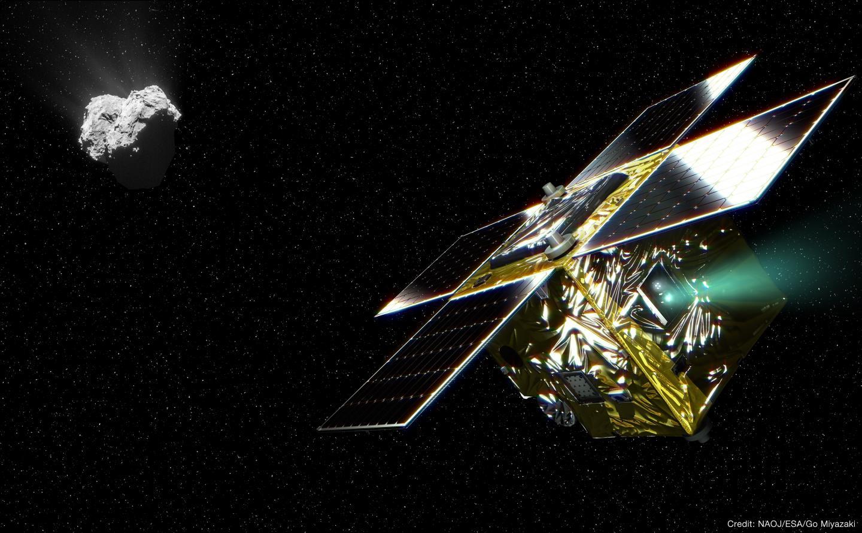 The PROCYON Spacecraft and Comet 67P/Churumov-Gerasiment