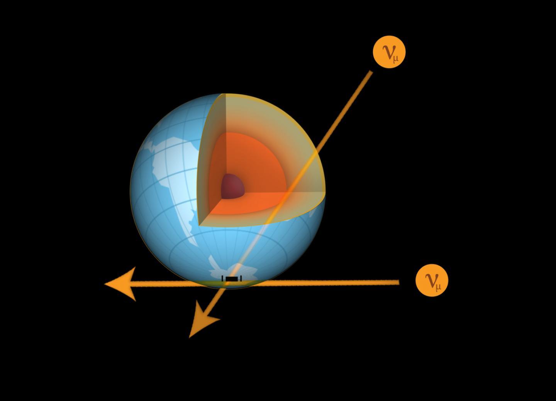 Earth's Neutrino-Stopping Power