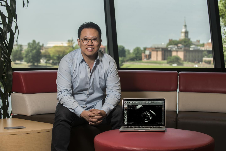 "Zungho ""Wesley"" Zun, Ph.D., Children's National Health System"
