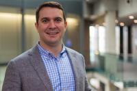 Matthew D. Barberio, Ph.D., George Washington University's Milken Institute School of Public Health