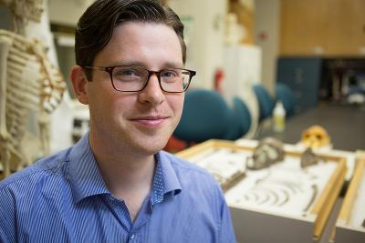 Neil Roach, George Washington Center for the Advanced Study of Himinid Paleobiology