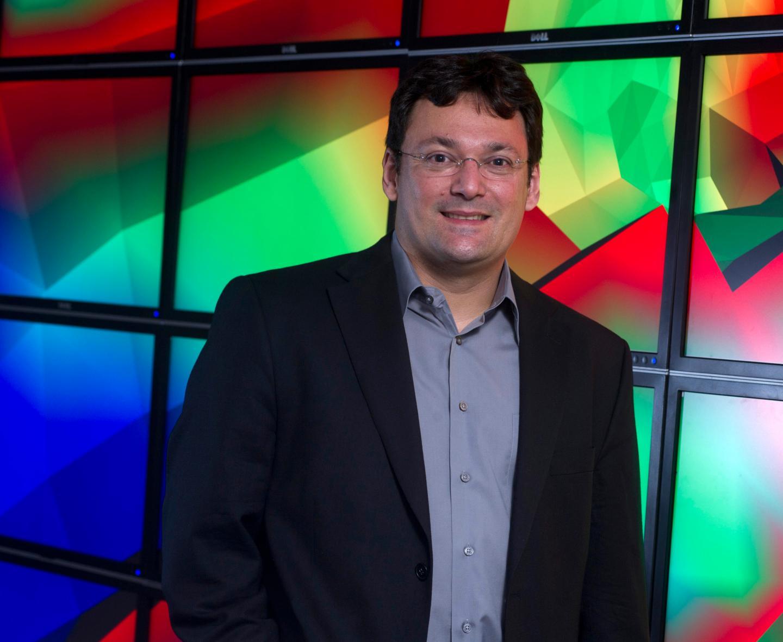 Professor Claudio Silva Inducted into Inaugural  IEEE Visualization Academy at IEEE VIS 2019