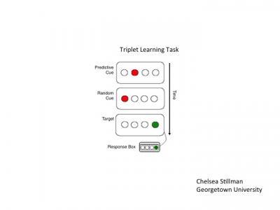 Triplet-Learning Task